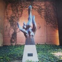 Photo taken at UCLA Franklin D. Murphy Sculpture Garden by Alexandr K. on 3/22/2013