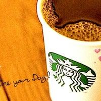 Photo taken at Starbucks by Victoria on 11/30/2012