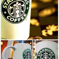 Photo taken at Starbucks by Victoria on 1/27/2013