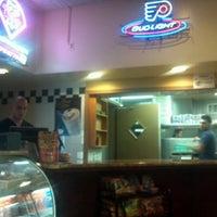 Photo taken at Drexel Pizza by Skye M. on 9/30/2012