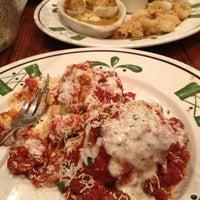 Photo taken at Olive Garden by John M. on 10/16/2012