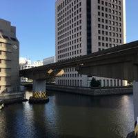 Photo taken at 渚橋 by gotetsu on 2/8/2017