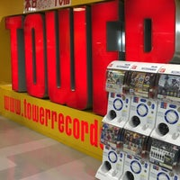 Photo taken at TOWER RECORDS 郡山店 by gotetsu on 3/26/2016