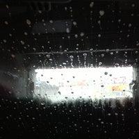 Photo taken at コスモ石油 セルフステーション大曲インター by Crimson_Lilys R. on 8/14/2013