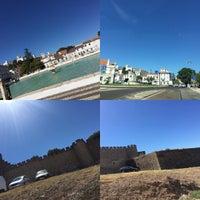 Photo taken at Castelo de Estremoz by Fernando R. on 7/22/2015