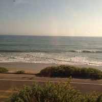 Photo taken at Southbound Surfliner 775 by Julie S. on 4/20/2014