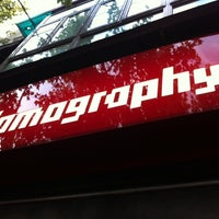 Photo taken at Lomography Gallery Store Shanghai by le s. on 9/24/2013