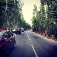 Photo taken at BITS, Pilani - Hyderabad Campus by Nathan P. on 3/9/2013