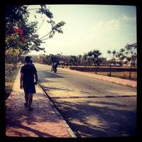 Photo taken at BITS, Pilani - Hyderabad Campus by Nathan P. on 3/8/2013