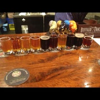 Photo taken at Broadway Brewery by Ryan on 6/23/2013