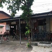 Photo taken at อ. OR shop -Rental bike by Yuichi I. on 11/8/2017