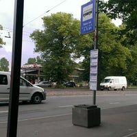 "Photo taken at Pietura ""Slokas iela"" by Beate V. on 6/25/2013"
