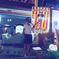 Photo taken at Pizza King - Kuşadası by Onur S. on 5/18/2013