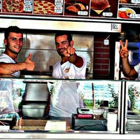 Photo taken at Pizza King - Kuşadası by Onur S. on 8/10/2013