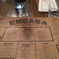 Photo taken at Encasa Restaurant by Michael V. on 8/25/2017
