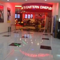 Photo taken at Eastern Cineplex Tawau by Alvin N. on 9/25/2012
