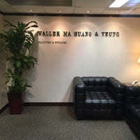 Photo taken at Waller Ma, Huang & Yeung Solicitors and Notaries 華馬黃楊律師行 by JK on 2/23/2016
