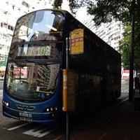 Photo taken at Sunway Gardens Bus Stop 新威園巴士站 by JK on 12/2/2013