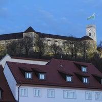Photo taken at Ljubljana Castle by JK on 5/3/2013