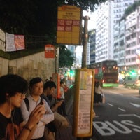 Photo taken at Sunway Gardens Bus Stop 新威園巴士站 by JK on 8/4/2014