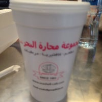 Photo taken at Sea Shell محارة البحر by JK on 6/17/2014