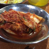 Photo taken at Meokbang Korean BBQ & Bar by JK on 6/2/2017