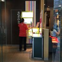 Photo taken at McDonald's 麥當勞 by JK on 11/3/2016