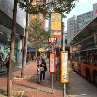 Photo taken at Foo Kwai Street Bus Station 富貴街巴士站 by JK on 2/28/2016