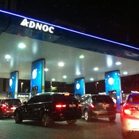Photo taken at ADNOC Khalidiyah by JK on 4/21/2013