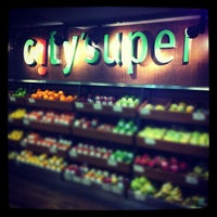 Photo taken at city'super by JK on 10/10/2012