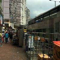 Photo taken at Sunway Gardens Bus Stop 新威園巴士站 by JK on 5/9/2016