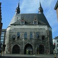 Photo taken at Brusselsepoort by JK on 6/30/2013