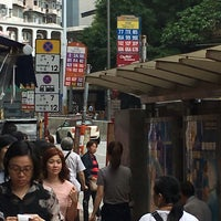 Photo taken at Sunway Gardens Bus Stop 新威園巴士站 by JK on 6/13/2016