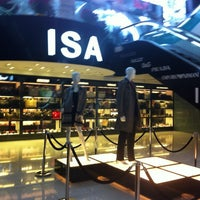 Photo taken at ISA Boutique by JK on 11/28/2012