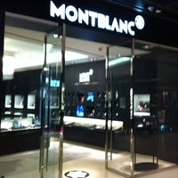 Photo taken at Montblanc Boutique by JK on 11/14/2012