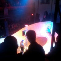 Photo taken at Red Bull Mini Drome by intervenue by Sean on 3/24/2013