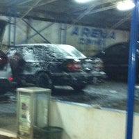 Photo taken at Arema Car Wash by Diaz P. on 6/18/2013