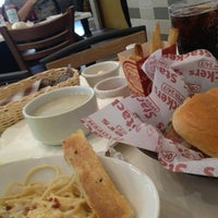 Photo taken at Stackers Burger Cafe by Diana L. on 2/4/2013