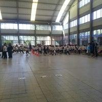Photo taken at Colegio Northlands by coso, el oso on 11/15/2012