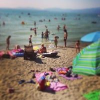 Photo taken at Camping Spiaggia d'Oro by Ralph G. on 8/21/2013