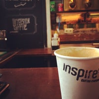Photo taken at Inspire Coffee Company by Ralph G. on 8/8/2014