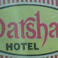 Photo taken at Darshan hotel by NiTiN B. on 7/27/2013