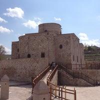 4/23/2013 tarihinde Emine T.ziyaretçi tarafından Aya Elenia Kilisesi ve Müzesi'de çekilen fotoğraf