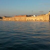 Photo taken at Thessaloniki Port by Dimitris Z. on 11/4/2012