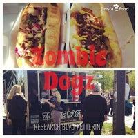 Photo taken at Zombie Dogz by Steven R. on 9/4/2013