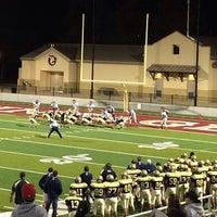 Photo taken at Memorial Stadium by Andy N. on 11/1/2013