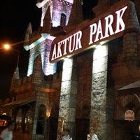 6/9/2013 tarihinde Filiz B.ziyaretçi tarafından Aktur Lunapark'de çekilen fotoğraf