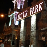 Photo taken at Aktur Lunapark by Filiz B. on 6/9/2013