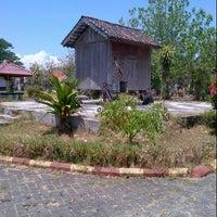 Photo taken at Museum Mpu Tantular by Rikza N. on 10/20/2013