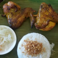 Photo taken at Inasal Chicken Bacolod by Charlaine N. on 7/1/2014